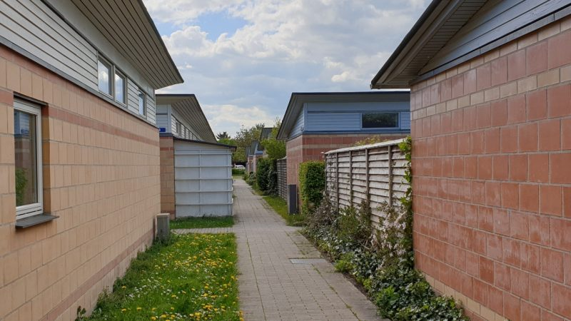 HomeBob sørger for vinduespudning hos 4/5-rums boligerne