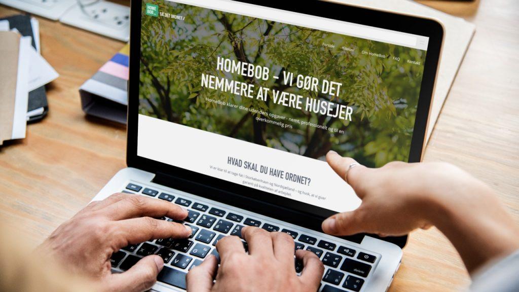 Bestil hjælp til udendørs opgaver online